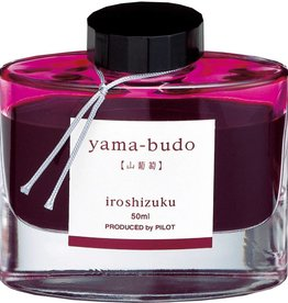PILOT PILOT IROSHIZUKU BOTTLED INK 50 ML YAMA-BUDO CRIMSON GLORY VINE