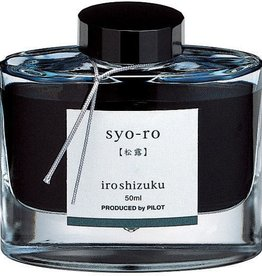 PILOT PILOT IROSHIZUKU BOTTLED INK 50 ML SYO-RO DEW ON PINE TREE