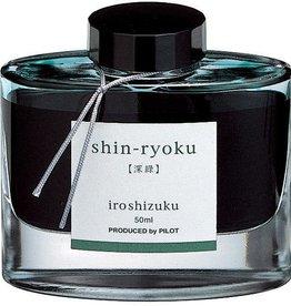 PILOT PILOT IROSHIZUKU BOTTLED INK 50 ML FOREST GREEN SHIN-RYOKU