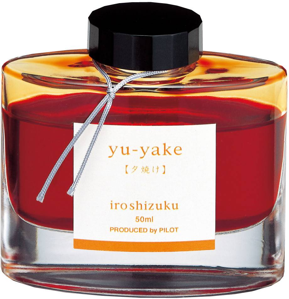 PILOT PILOT IROSHIZUKU YU-YAKE SUNSET 50 ML BOTTLED INK