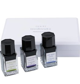PILOT PILOT IROSHIZUKU BOTTLED INK 3 PIECE COLOR INK SET SPRING