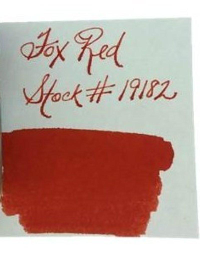 NOODLER'S NOODLER'S BOTTLED INK 1 OZ. FOX RED