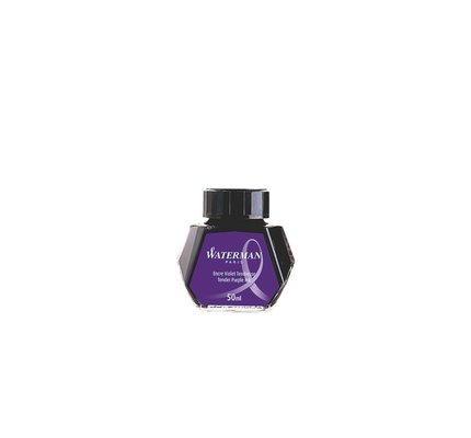 WATERMAN WATERMAN TENDER PURPLE - 50ML BOTTLED INK