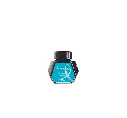 WATERMAN WATERMAN INSPIRED BLUE - 50ML BOTTLED INK