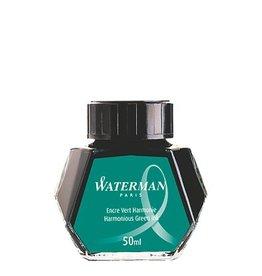 WATERMAN WATERMAN BOTTLED INK 50 ML HARMONIOUS GREEN