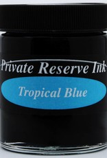 PRIVATE RESERVE PRIVATE RESERVE 66ML BOTTLED INK TROPICAL BLUE