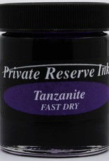 PRIVATE RESERVE PRIVATE RESERVE 66ML BOTTLED INK TANZANITE FAST DRY