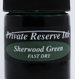 PRIVATE RESERVE PRIVATE RESERVE 66ML BOTTLED INK SHERWOOD GREEN FAST DRY