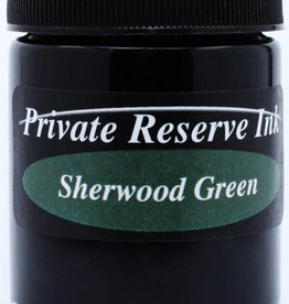 PRIVATE RESERVE PRIVATE RESERVE 66ML BOTTLED INK SHERWOOD GREEN