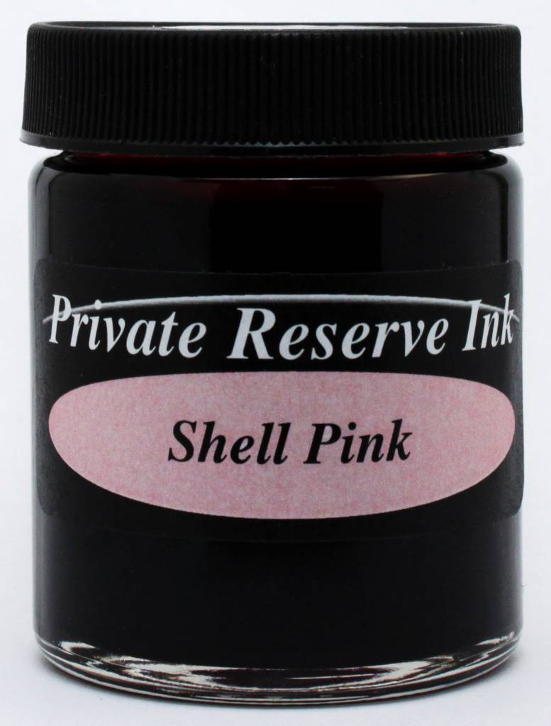 PRIVATE RESERVE PRIVATE RESERVE 66ML BOTTLED INK SHELL PINK