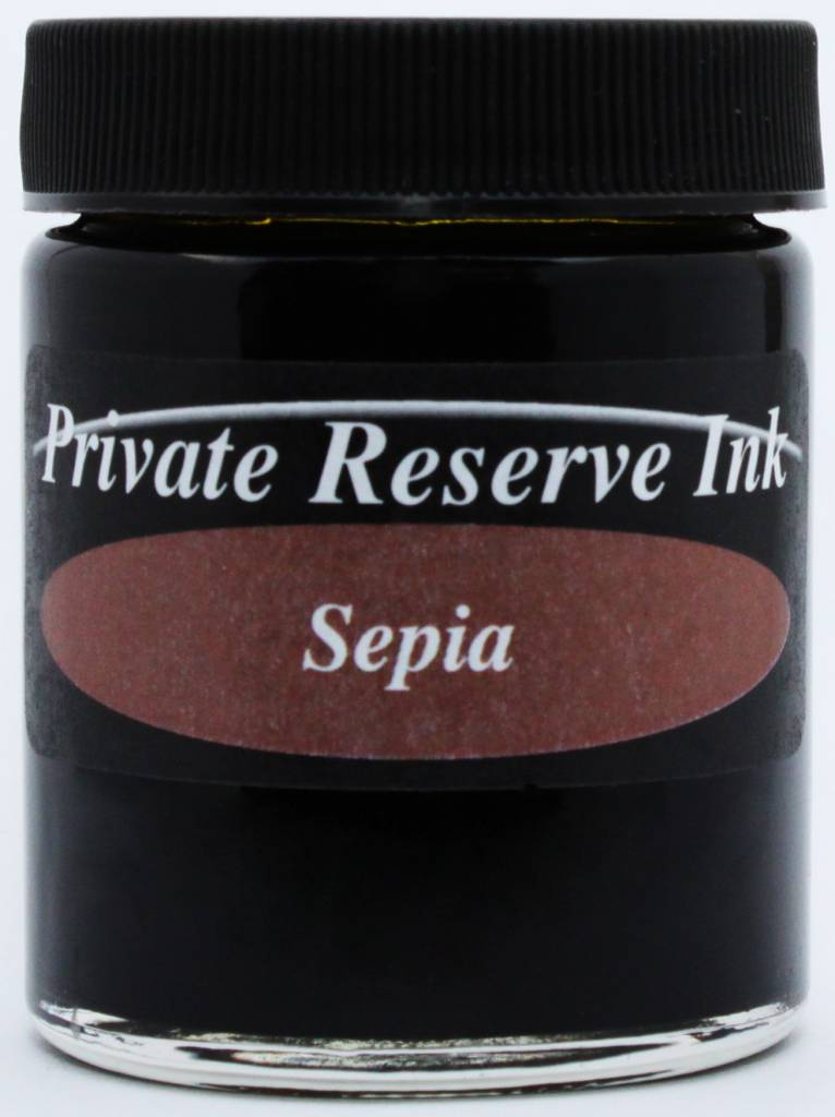PRIVATE RESERVE PRIVATE RESERVE 66ML BOTTLED INK SEPIA