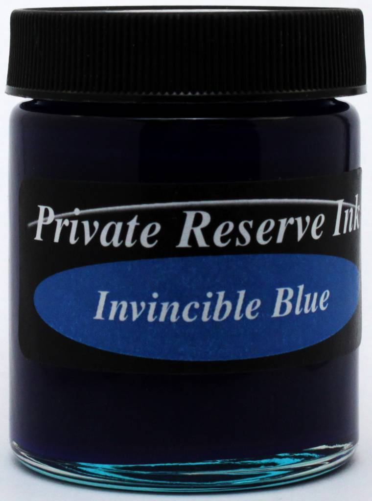 PRIVATE RESERVE PRIVATE RESERVE 66ML BOTTLED INK INVINCIBLE BLUE