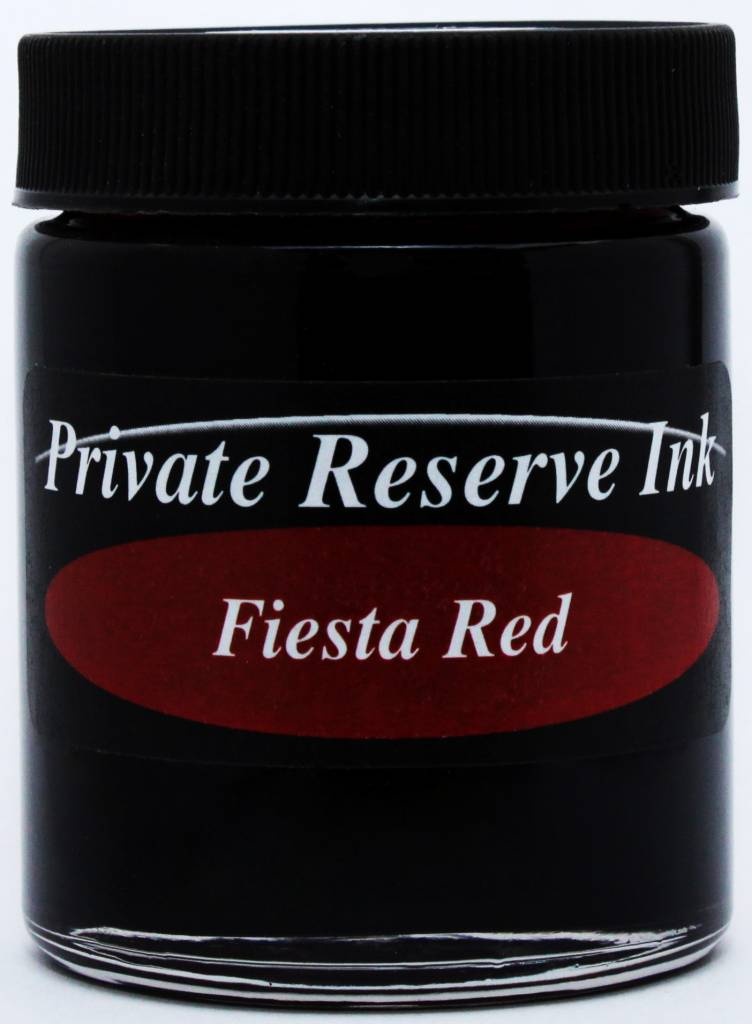 PRIVATE RESERVE PRIVATE RESERVE 66ML BOTTLED INK FIESTA RED