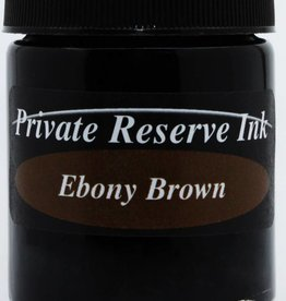 PRIVATE RESERVE PRIVATE RESERVE 66ML BOTTLED INK EBONY BROWN