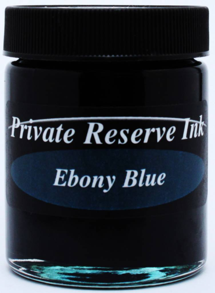PRIVATE RESERVE PRIVATE RESERVE 66ML BOTTLED INK EBONY BLUE