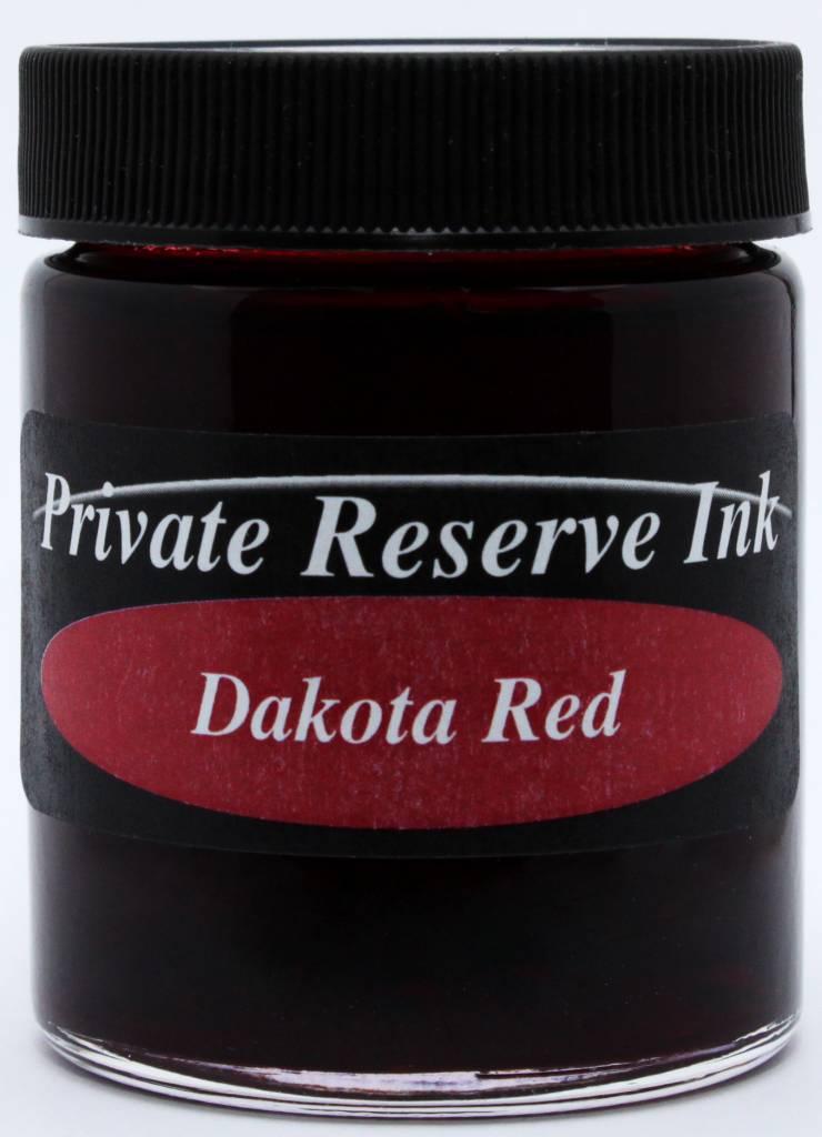 PRIVATE RESERVE PRIVATE RESERVE 66ML BOTTLED INK DAKOTA RED
