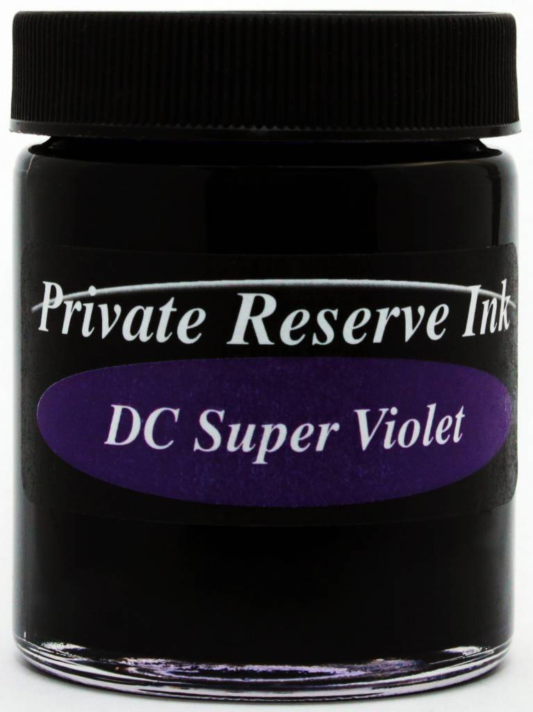 PRIVATE RESERVE PRIVATE RESERVE 66ML BOTTLED INK DC SUPER VIOLET
