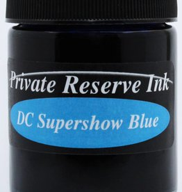 PRIVATE RESERVE PRIVATE RESERVE 66ML BOTTLED INK DC SUPERSHOW BLUE