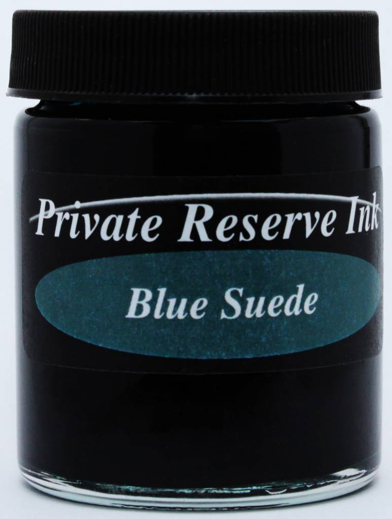 PRIVATE RESERVE PRIVATE RESERVE 66ML BOTTLED INK BLUE SUEDE