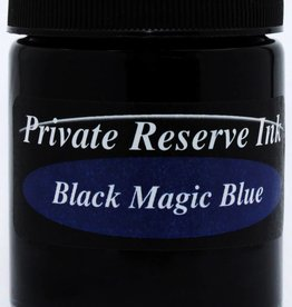 PRIVATE RESERVE PRIVATE RESERVE 66ML BOTTLED INK BLACK MAGIC BLUE