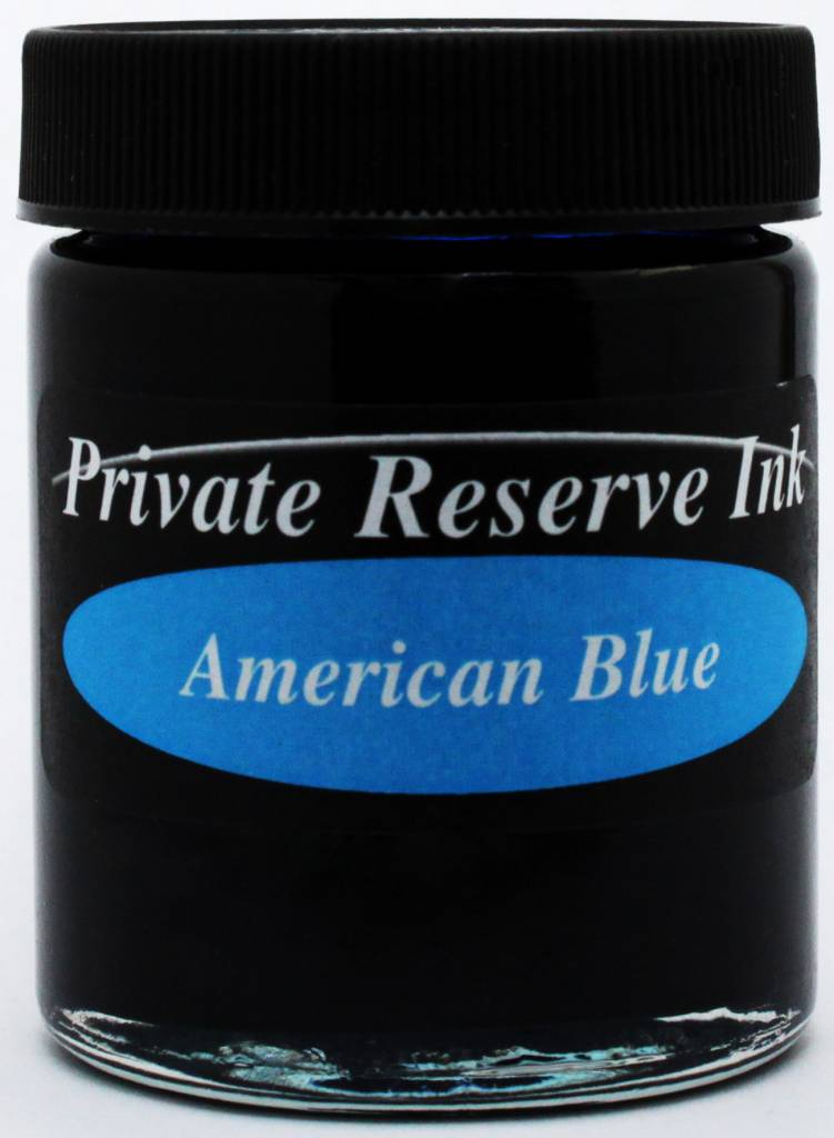 PRIVATE RESERVE PRIVATE RESERVE 66ML BOTTLED INK AMERICAN BLUE