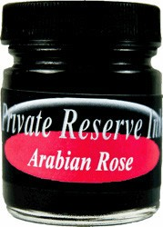 PRIVATE RESERVE PRIVATE RESERVE 66ML BOTTLED INK ARABIAN ROSE