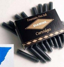DIAMINE DIAMINE MEDITERRANEAN BLUE - INK CARTRIDGES