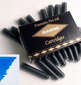 DIAMINE DIAMINE INK CARTRIDGES ROYAL BLUE