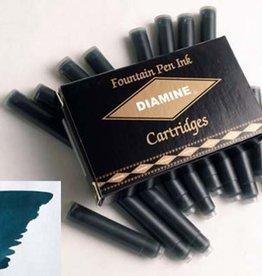 DIAMINE DIAMINE TEAL - INK CARTRIDGES