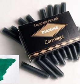 DIAMINE DIAMINE WOODLAND GREEN - INK CARTRIDGES