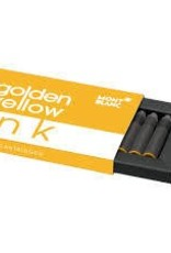 MONTBLANC MONTBLANC INK CARTRIDGES GOLDEN YELLOW