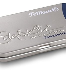 PELIKAN PELIKAN EDELSTEIN INK CARTRIDGES TANZANITE