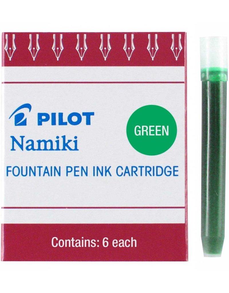 PILOT PILOT GREEN - INK CARTRIDGES