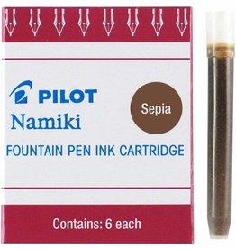 PILOT PILOT SEPIA - INK CARTRIDGES