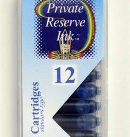 PRIVATE RESERVE PRIVATE RESERVE INK CARTRIDGES AMERICAN BLUE