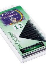 PRIVATE RESERVE PRIVATE RESERVE INK CARTRIDGES AVOCADO