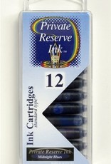 PRIVATE RESERVE PRIVATE RESERVE INK CARTRIDGES MIDNIGHT BLUES