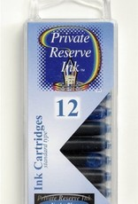 PRIVATE RESERVE PRIVATE RESERVE INK CARTRIDGES NAPLES BLUE