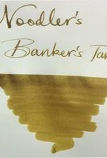 NOODLER'S DROMGOOLE'S EXCLUSIVE BOTTLED INK 3 OZ BANKERS TAN
