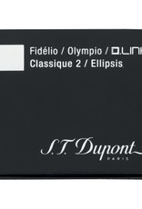 S. T. DUPONT S. T. DUPONT CLASSIQUE 2 INK CARTRIDGES BLACK