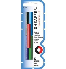 SHEAFFER SHEAFFER INK CARTRIDGES ASSORTED