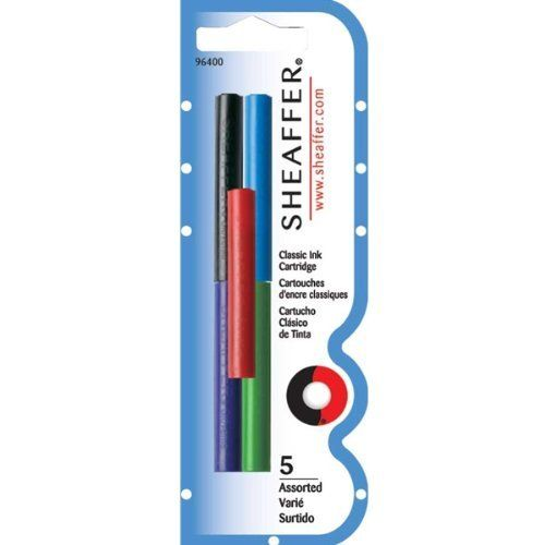 SHEAFFER SHEAFFER INK CARTRIDGES ASSORTED