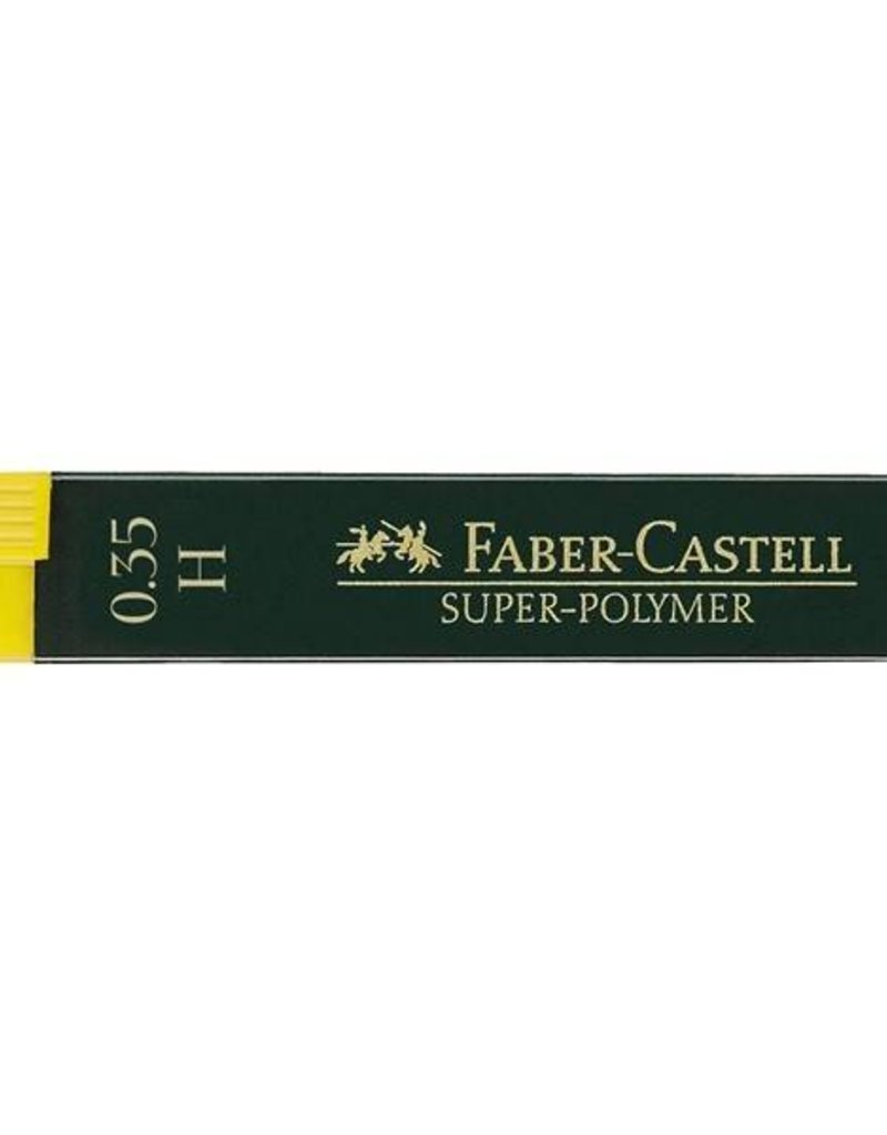 FABER-CASTELL GRAF VON FABER-CASTELL LEAD .35MM H SINGLE