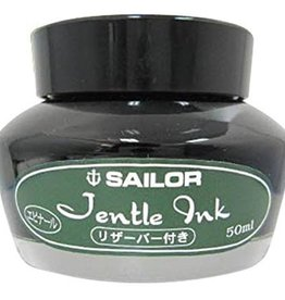 SAILOR SAILOR JENTLE EPINARD - 50ML BOTTLED INK