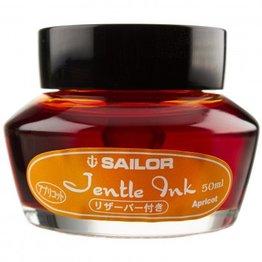Sailor Sailor Jentle Apricot - 50ml Bottled Ink