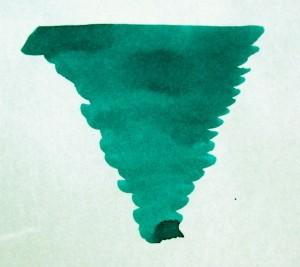 DIAMINE DIAMINE BOTTLED INK 80ML COOL GREEN