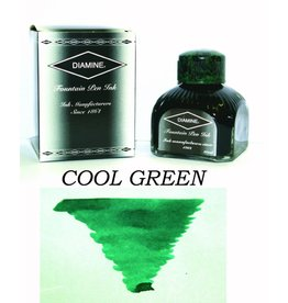 DIAMINE DIAMINE DARK GREEN - 80ML BOTTLED INK