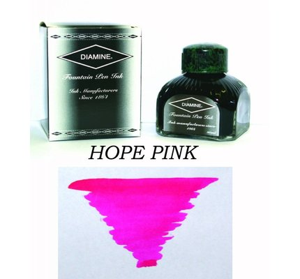Diamine Diamine Hope Pink - 80ml Bottled Ink