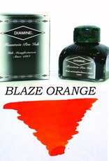 DIAMINE DIAMINE BOTTLED INK 80ML BLAZE ORANGE