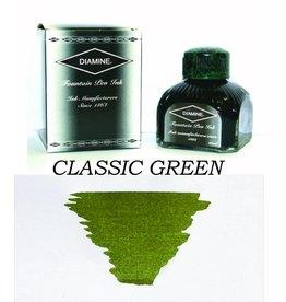 DIAMINE DIAMINE CLASSIC GREEN - 80ML BOTTLED INK